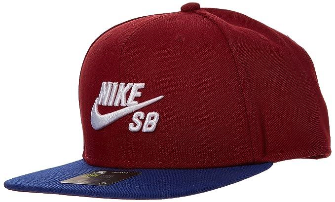 Nike U Nk Cap Pro Gorra De Tenis, Hombre, Rojo (Team Red/Deep ...