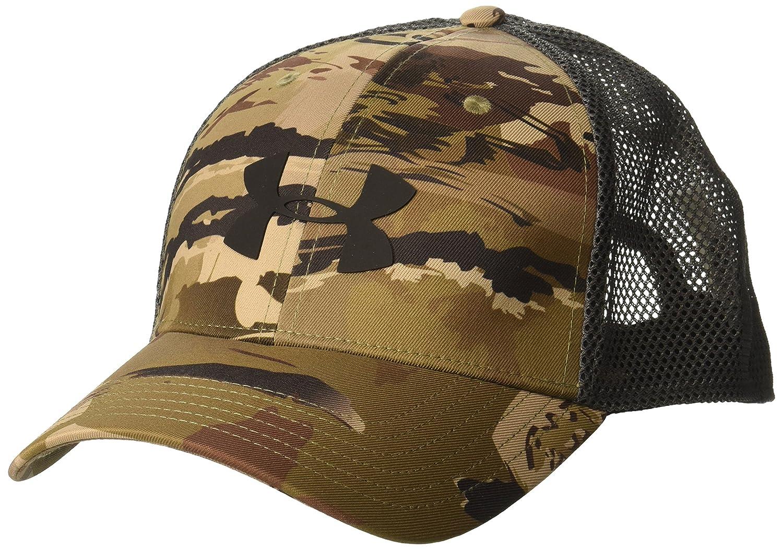 7db90e42f3f1e1 Under Armour Men's Camo Mesh Cap 2.0, Ua Barren Camo (999)/Black, One Size:  Amazon.ca: Sports & Outdoors