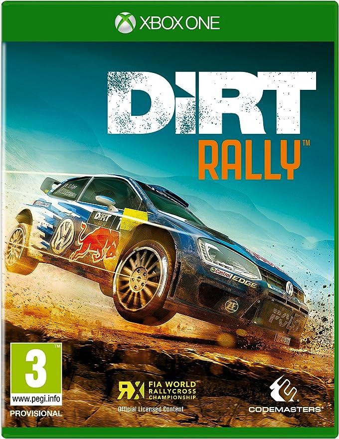 Dirt Rally [Importación Inglesa]: Amazon.es: Videojuegos