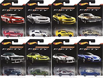 Buy Hot Wheels Honors 50 Years of Chevy Camaro Online at Low Prices ...