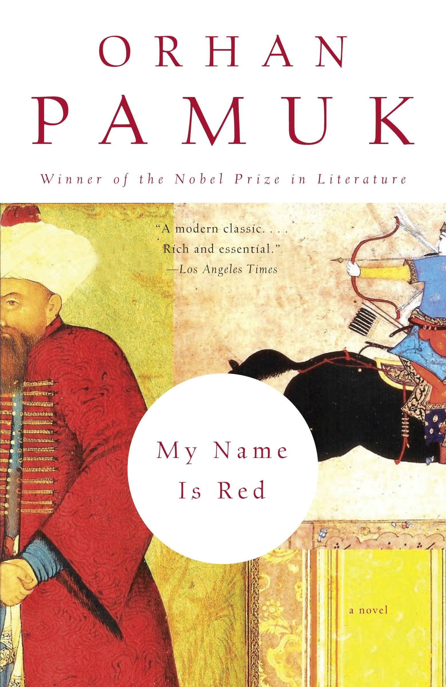 My Name Is Red: Orhan Pamuk, Erdag Göknar: 9780375706851