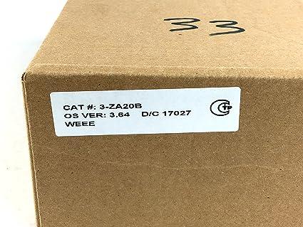 Edwards 3-za20b – zona amplificador clase B 20 V