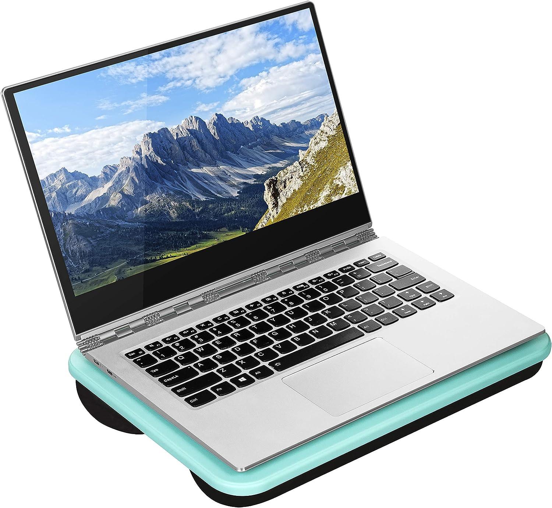 Lap Desk avec Rangement 2 Aqua Sky