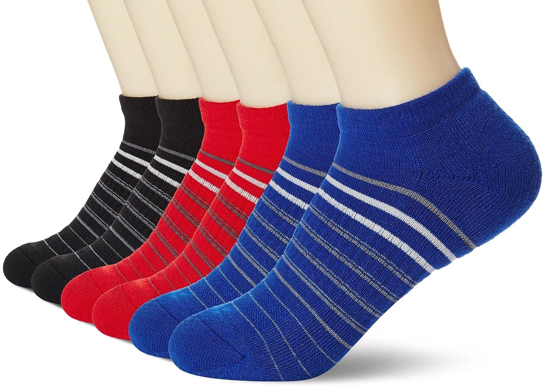6 pairs Kold Feet Womens Sport Athletic Socks Low Cut Ankle Comfort Breathable Cushion Moisture Wicking Socks