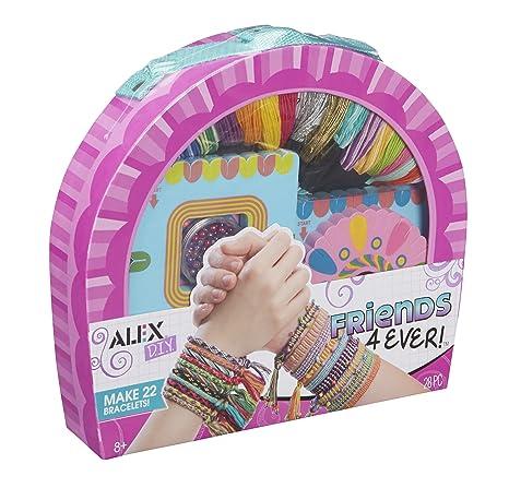 Amazon alex diy friends forever toys games alex diy friends forever solutioingenieria Gallery