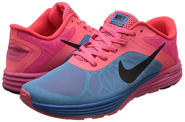 premium selection 8145c 09feb Nike Men s Lunar Launch 6 Blue Running Shoes - 9 UK India (44 EU)(10  US)(654433-004)  Buy Online at Low Prices in India - Amazon.in