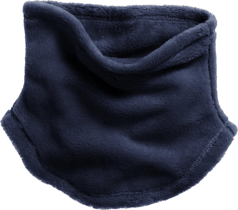 Schnizler Kuschel-Fleece-schlauchschal, Oeko-Tex Standard 100, Sciarpa Unisex-Bimbi, Blu (Marine 11), Taglia Unica 860905