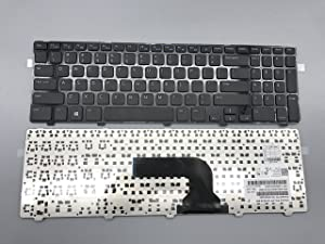 Laptop Replacement Keyboard For Dell Inspiron 15 3521 15R 5521 US Layout MP-12F83US-698 PK130SZ3A00 3521