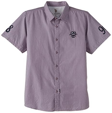 US Polo Association Boys Shirt Boys' Shirts at amazon