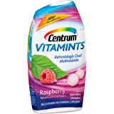 Centrum VitaMints Multivitamin/Multimineral Supplement (Raspberry Mint Flavor, 120-Count Chewables)