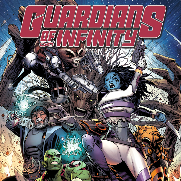 Guardians of Infinity (2015-2016) (Collections) (2 Book Series)