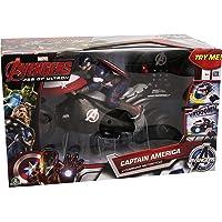 Avengers - Motocicleta del Capitán America (Giochi Preziosi