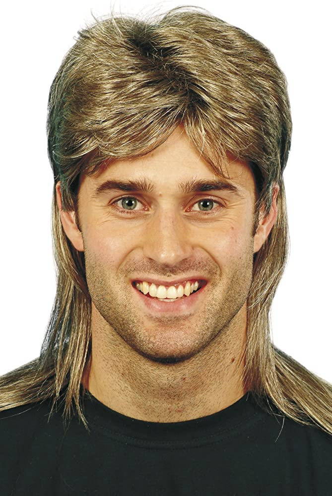Amazon.com: Smiffy s - Peluca para hombre, cabello corto ...