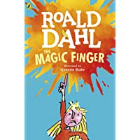 The Magic Finger by Roald Dahl - Paperback
