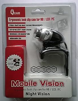 - QCam G40 webcam para el ordenador portátil/LCD o de función atril: Amazon.es: Electrónica