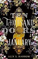 The Ten Thousand Doors Of January (English