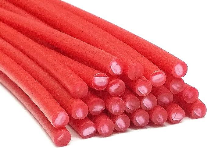 Alambre de soldadura de plástico PE-HD 4mm Redondo Rojo (RAL3020) HDPE 25 barra: Amazon.es: Bricolaje y herramientas