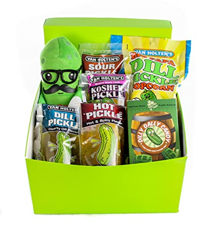 Amazon.com : Pickle Gift Box for the Pickle Lover in your Life ...
