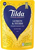 Tilda Steamed Basmati Lemon Rice 250 g (Pack of 6)