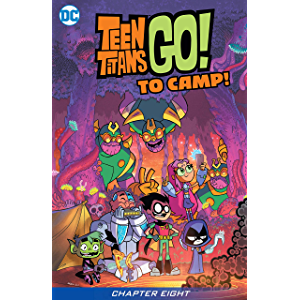 Teen Titans Go! To Camp (2020) #8