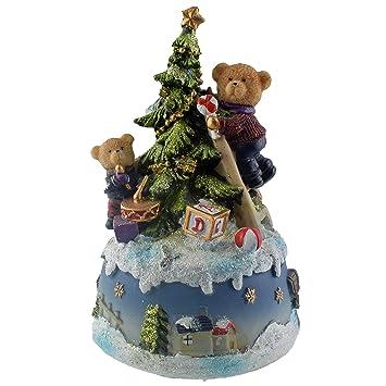 Spieluhr Weihnachten.Nostalgie Spieluhr Weihnachten Mit Melodie Zum Aufziehen Auswahl 2