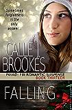 Falling (PAVAD: FBI Romantic Suspense Book 13)