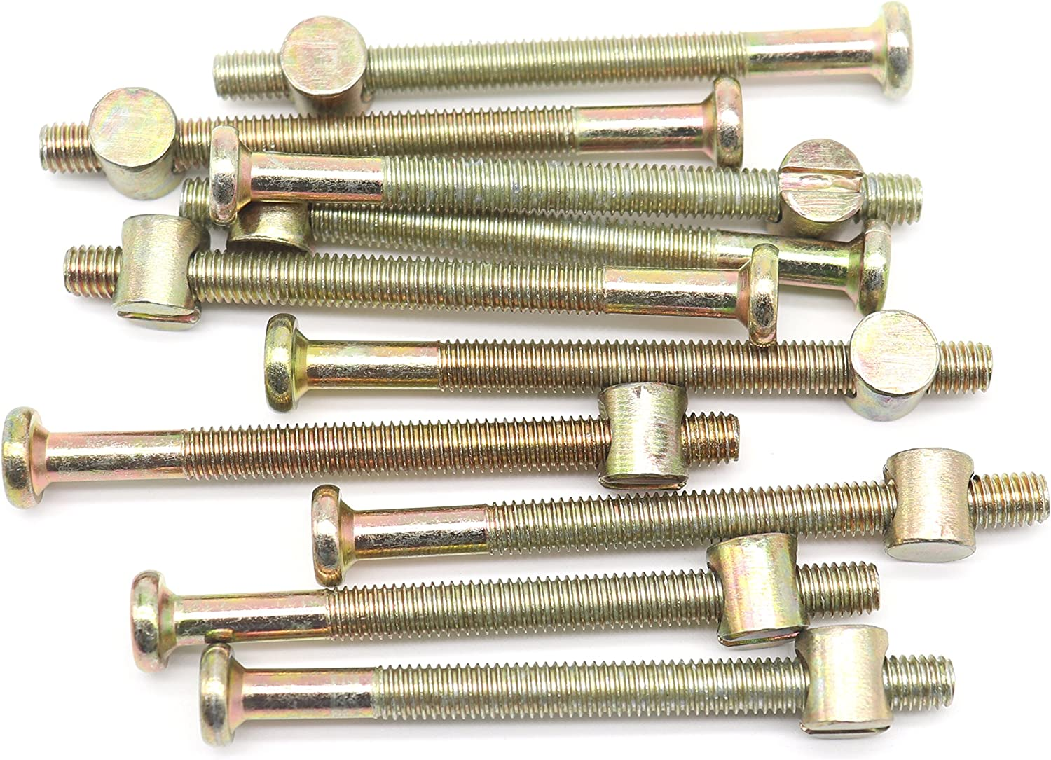 The Hillman Group 43225 Hardened Metric Hex Cap Screw 1.25mm x 30mm 7-Pack