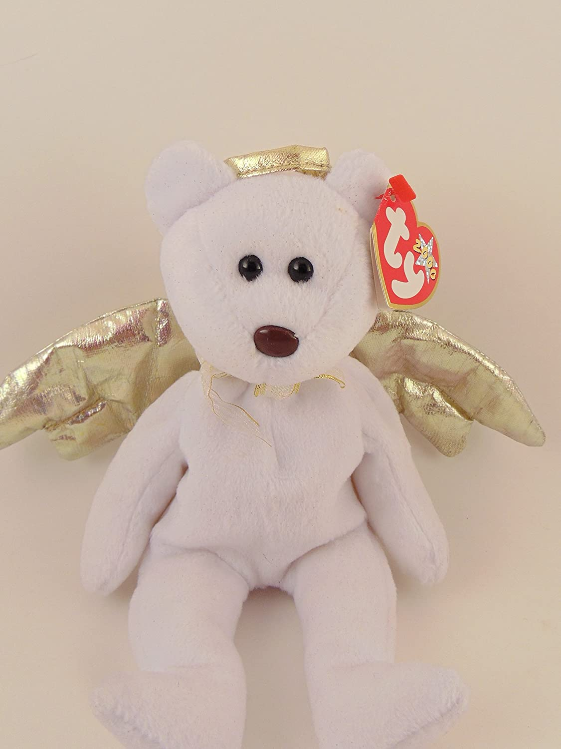 Amazon.com  Halo II 2000 beanie baby. Super rare brown nose production.   Toys   Games aa47655a3c1