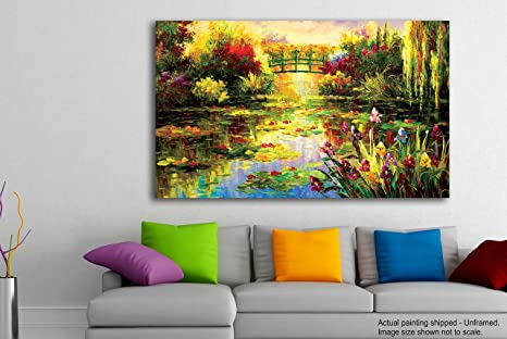 Living Room Painting Images