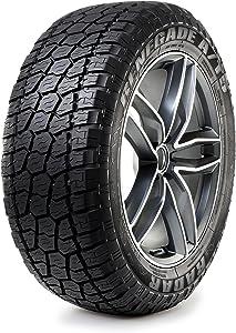 Radar Tires Renegade A/T5 All-Terrain Radial Tire - 235/70R16 106H