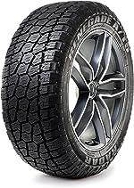 Radar Tires Renegade A/T5 All-Terrain Radial Tire - LT295/55R20 123/120 123S