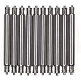 SEIKO OEM Spring Bar 19mm 10 Pcs Non-Magnetic Stainless Steel 19mm x 1.8mm x 0.8mm Double Fringe