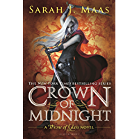 Crown of Midnight (Throne of Glass series Book 2) book cover