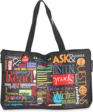 Words to Grow By Totes for Teachers