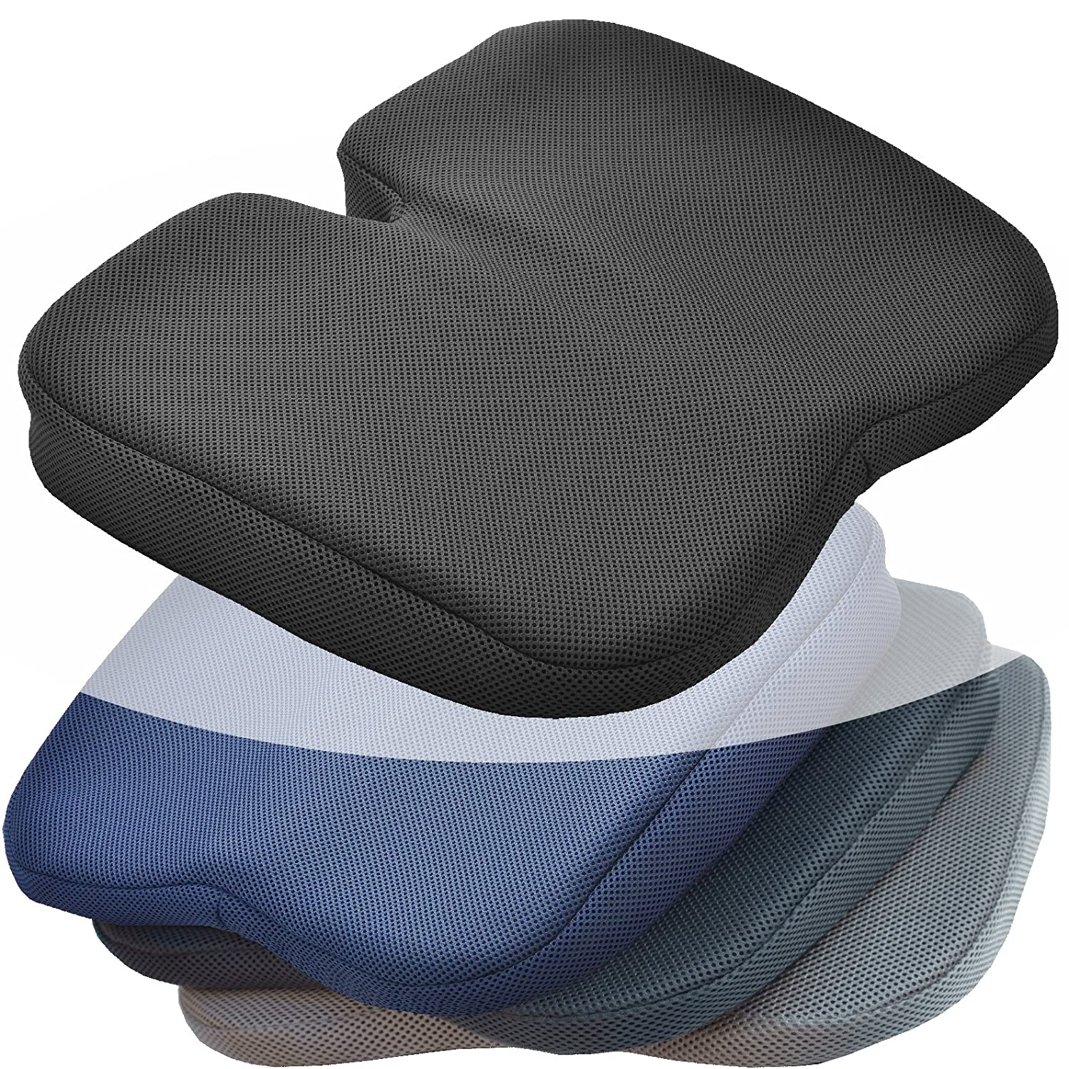 Medipaq freedom wedge cushion great for coccyx relief lumbar support back pain