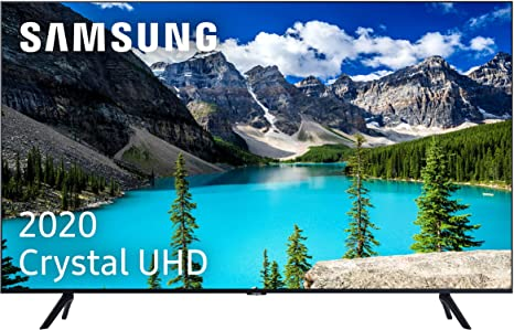 Samsung Crystal UHD 2020 43TU8005 - Smart TV de 43