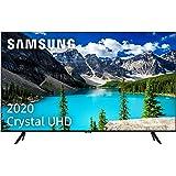 """Samsung Crystal UHD 2020 75TU8005 - Smart TV de 75"""" con Resolución 4K, HDR 10+, Crystal Display, Procesador 4K, PurColor…"""