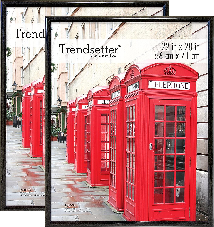 MCS Trendsetter Frame 2-Pack Black