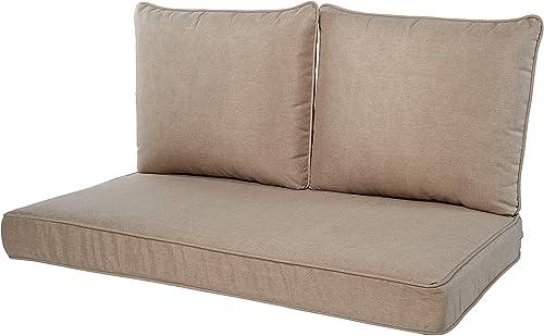 Quality Outdoor Living 29-BG02LV Loveseat Cushion