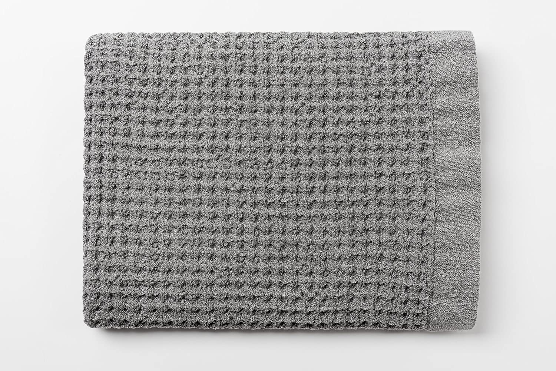 Lightweight Denim Blue 100/% Supima Cotton Onsen The Bath Sheet