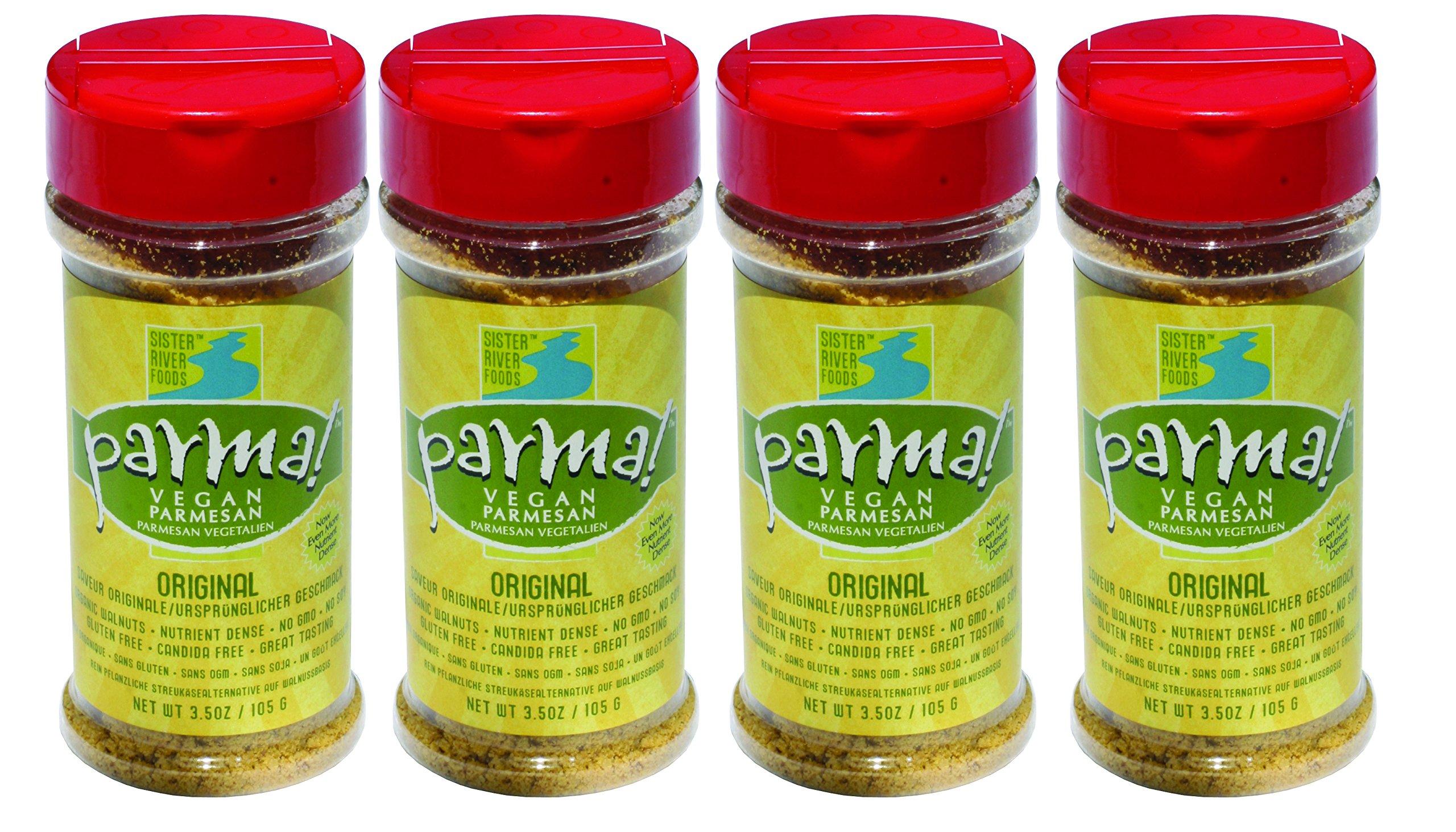 Parma! Vegan Parmesan Original by Parma