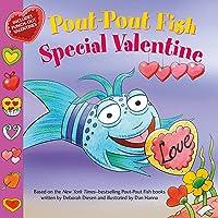 Pout-Pout Fish: Special Valentine (A Pout-Pout Fish Paperback Adventure)
