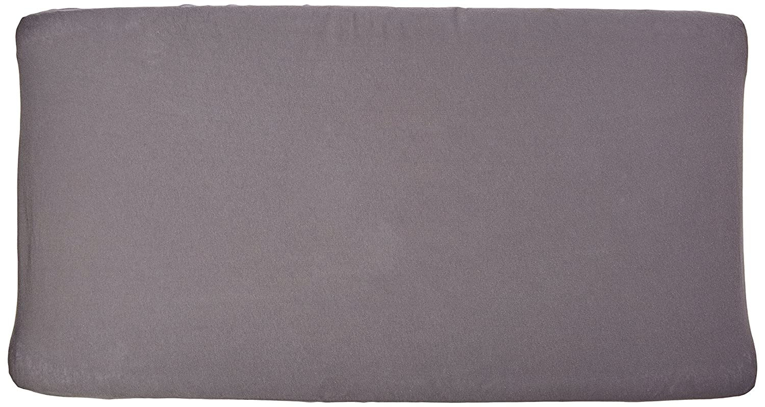 Made In USA SheetWorld Fitted Cradle Sheet Solid Sage Jersey Knit
