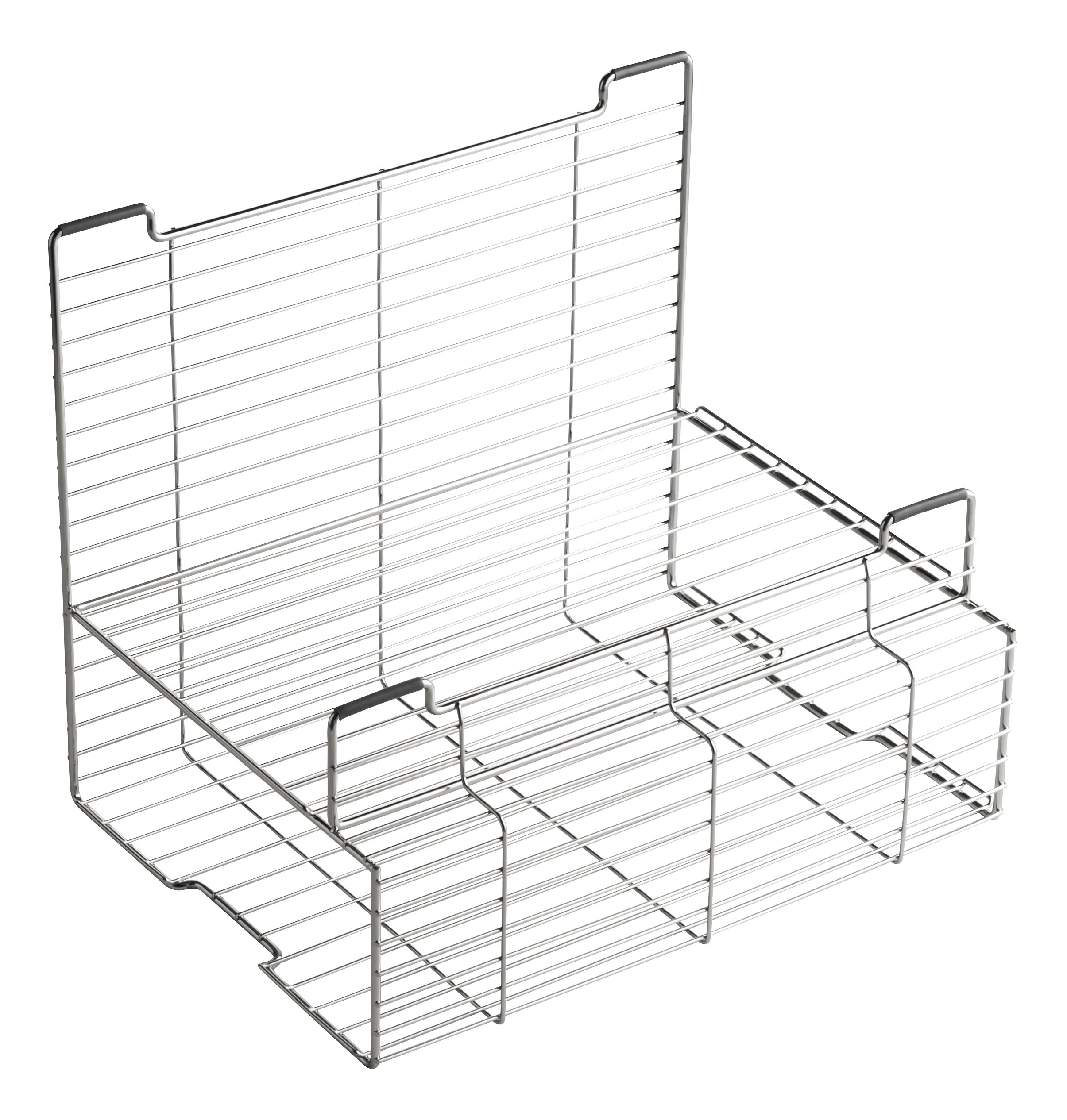Kohler K-6236-ST Accessory Storage Rack for Stages 33'' and 45'' Sinks, Stainless Steel