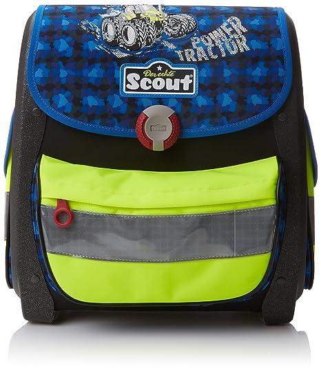 Scout 137250914 Mochila Negro, Azul, Cal mochila escolar - mochilas escolares (Mochila,