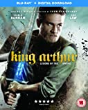 King Arthur: Legend of the Sword [Blu-ray + Digital Download] [2017]
