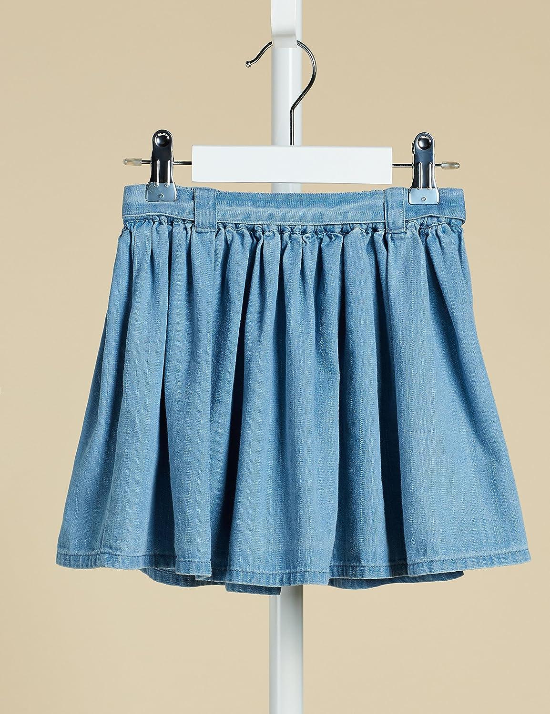RED WAGON Girls Chambray Skirt