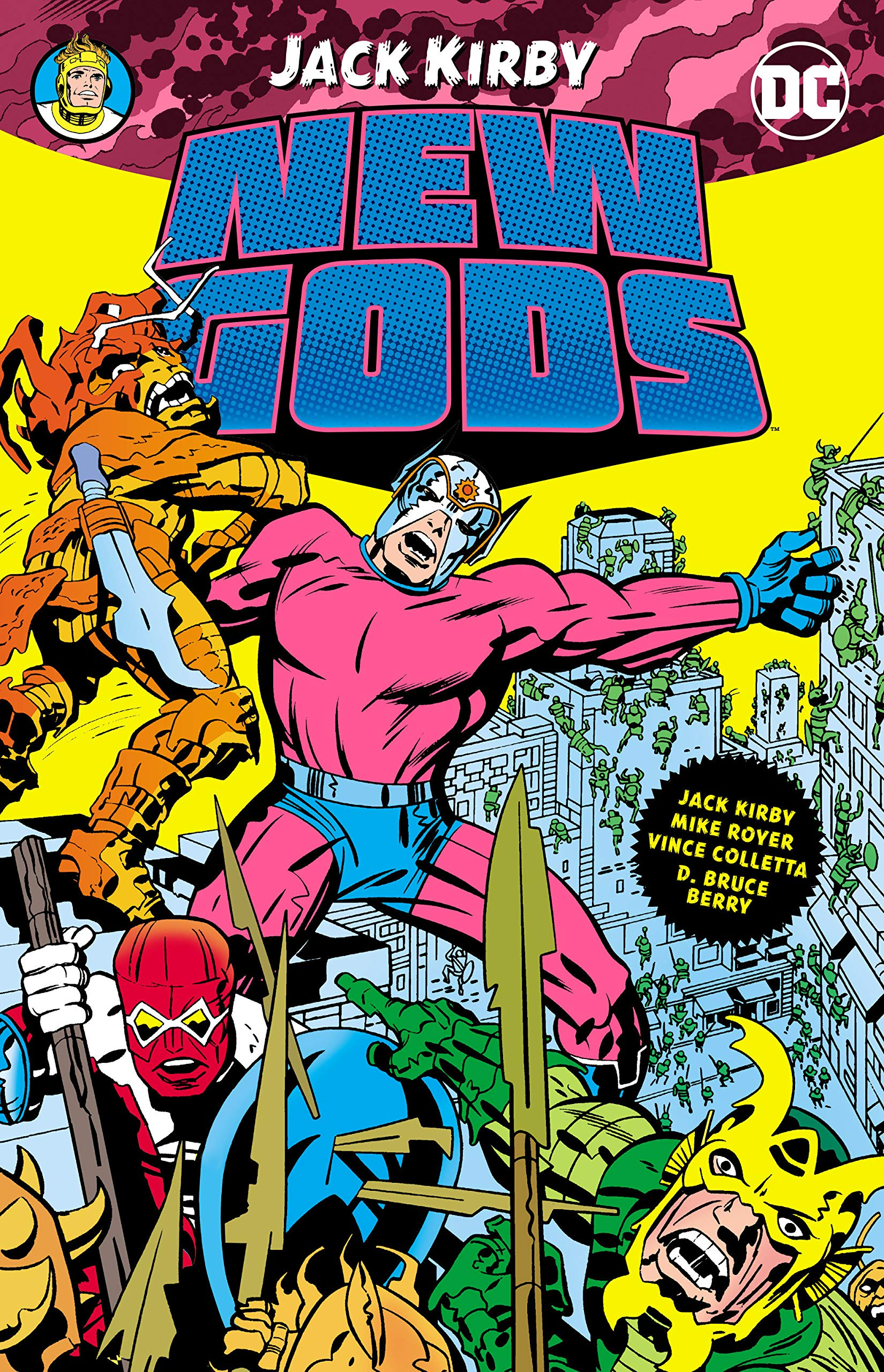 Download New Gods by Jack Kirby ebook