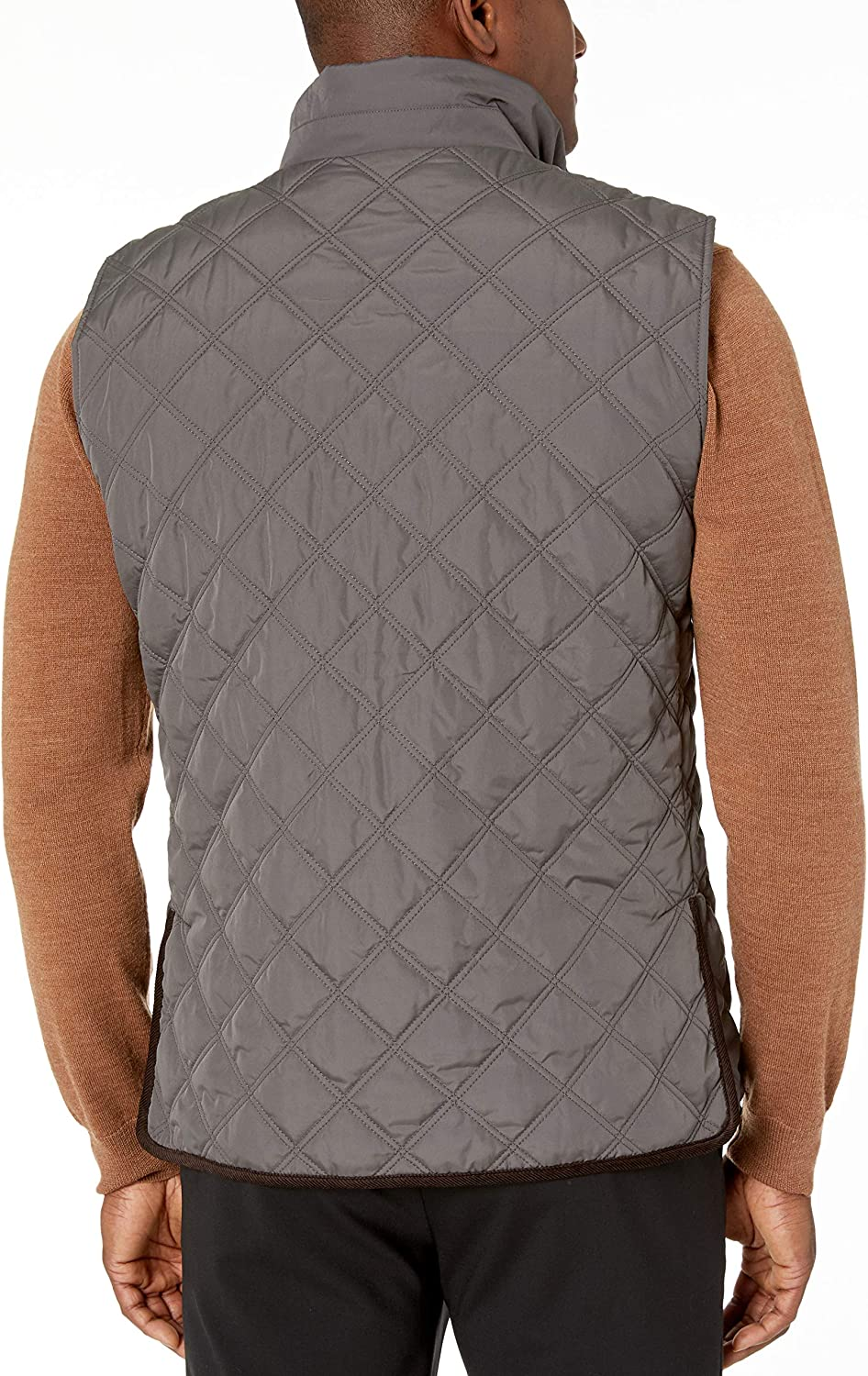 Brand BUTTONED DOWN Mens Water Repellant Quilted Vest