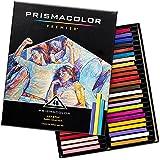 Prismacolor Premier Art Stix Woodless Colored Pencils, 48-Count
